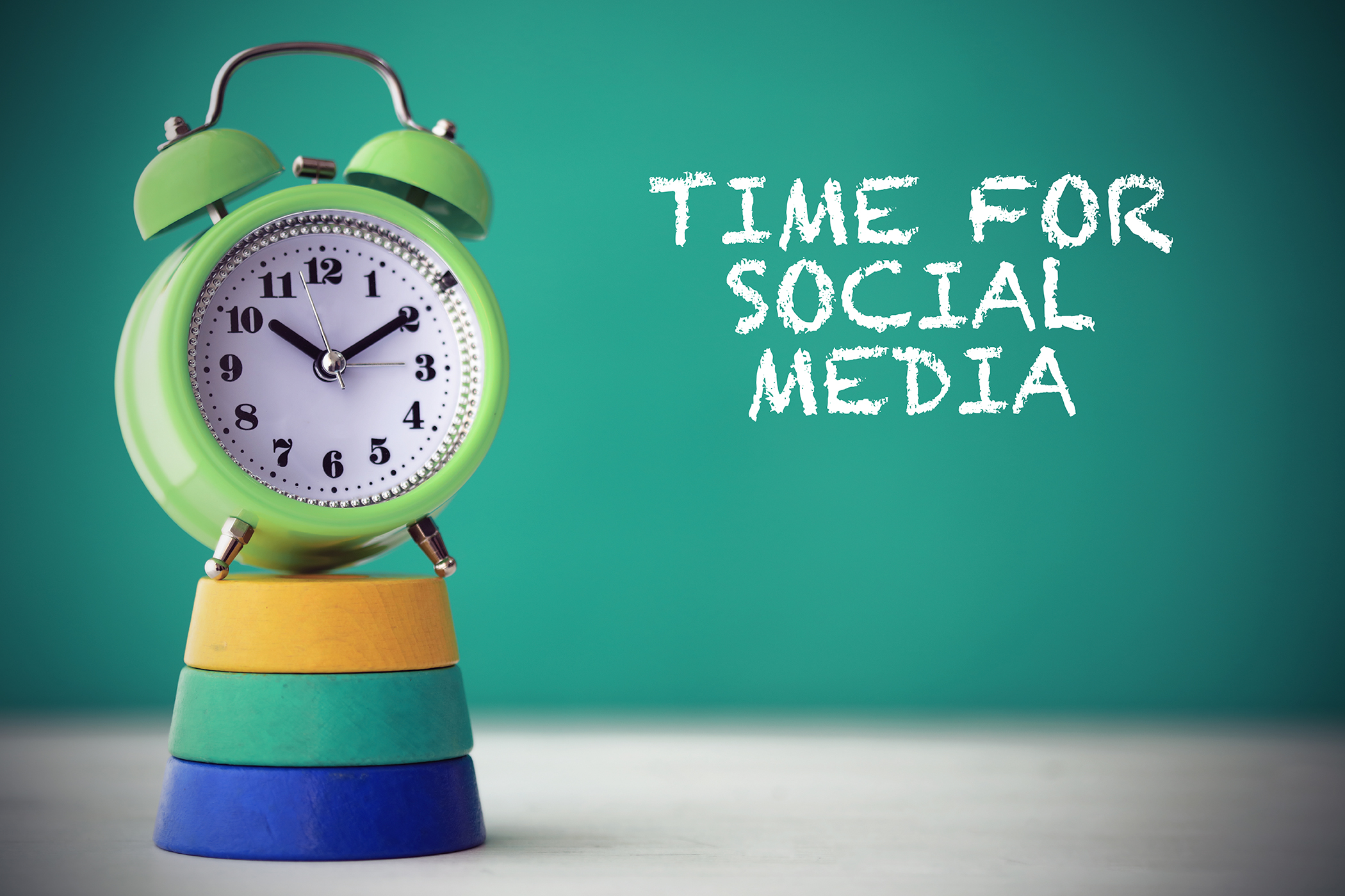 Optimal Social Media Posting Times